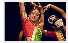 Traditional Dance India